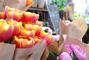 Blomsterhandel
